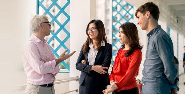 Học MBA tại Trung tâm Pháp Việt đào tạo về quản lý