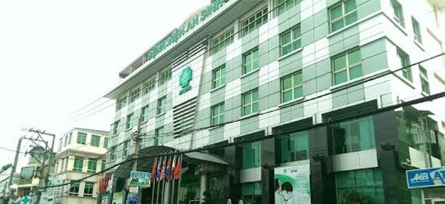 Bệnh viện Đa khoa Tư nhân An Sinh