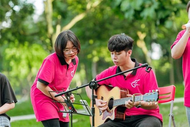 Trung tâm Guitar Lĩnh Nam offline