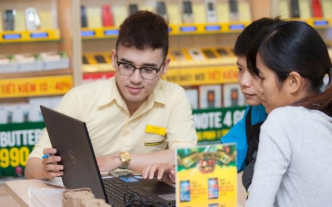 Mua laptop tại Cửa hàng Thế Giới Di Động