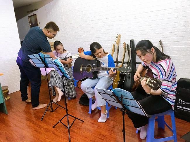 Trung tâm Guitar Sao Mai