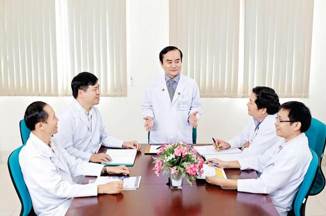 Đội ngũ bác sĩ giỏi tại bệnh viện Hoàn Mỹ Sài Gòn