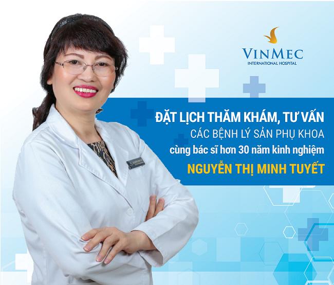 Bác sĩ Nguyễn Thị Minh Tuyết (Bác sĩ Chuyên khoa II)