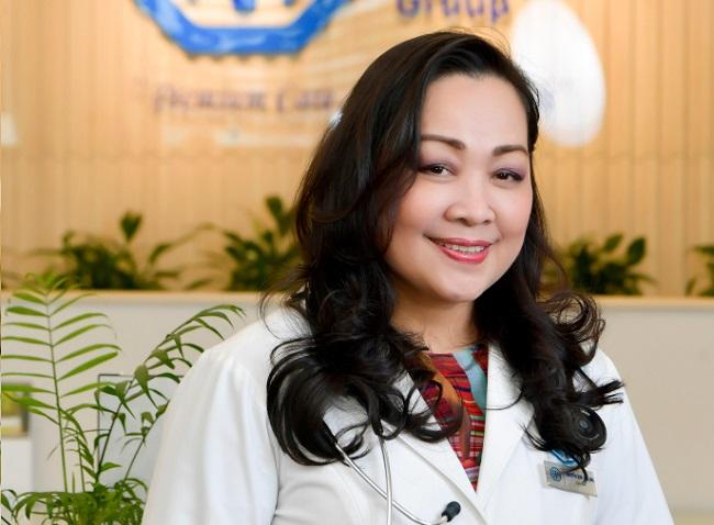 Bác sĩ chuyên khoa II Nguyễn Kim Hoa