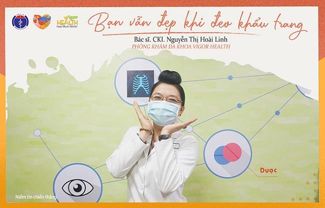 Bác sĩ Chuyên khoa I Nguyễn Hoài Linh