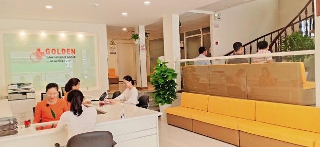 Phòng khám Đa khoa Quốc Tế Golden Healthcare