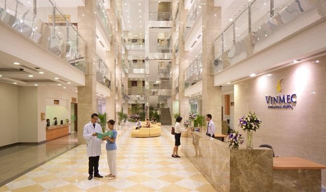 Khoa Phụ sản - Bệnh viện Đa khoa Quốc tế Vinmec Central Park