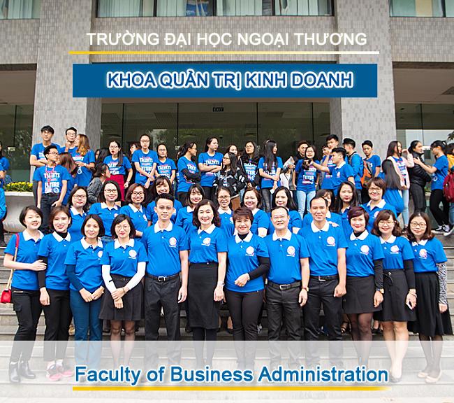 Học quản trị kinh doanh tại Trường Đại học Ngoại thương (FTU)