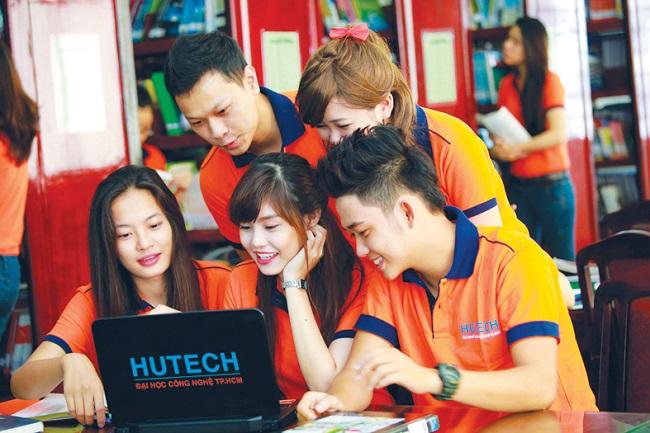 Học Quản trị kinh doanh tại Trường Đại học Công nghệ TP.HCM
