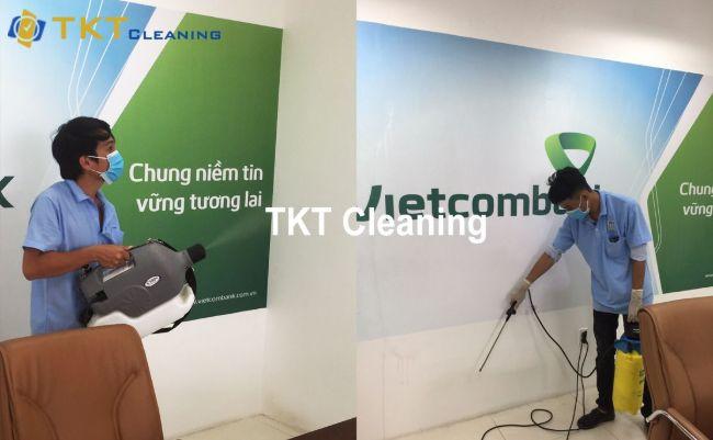Dịch vụ vệ sinh nhà ở TPHCM TKT