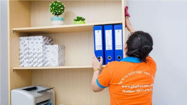 Dịch vụ vệ sinh nhà ở TPHCM Gia Phát Care