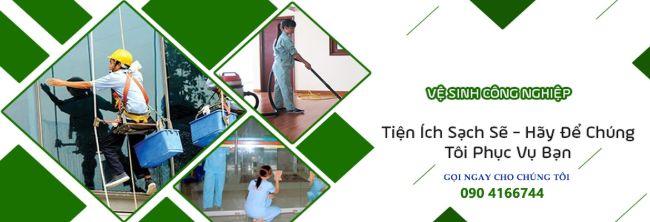 Dịch vụ vệ sinh nhà ở TPHCM Nam Tín