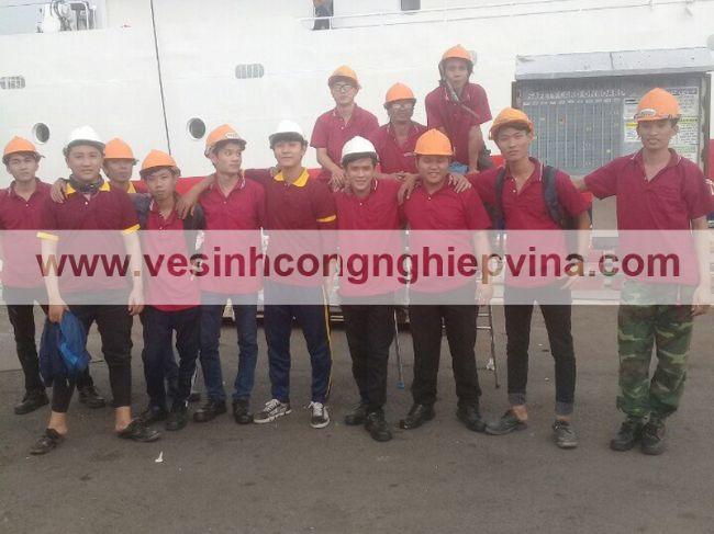Dịch vụ vệ sinh nhà ở TPHCM Vina Tân