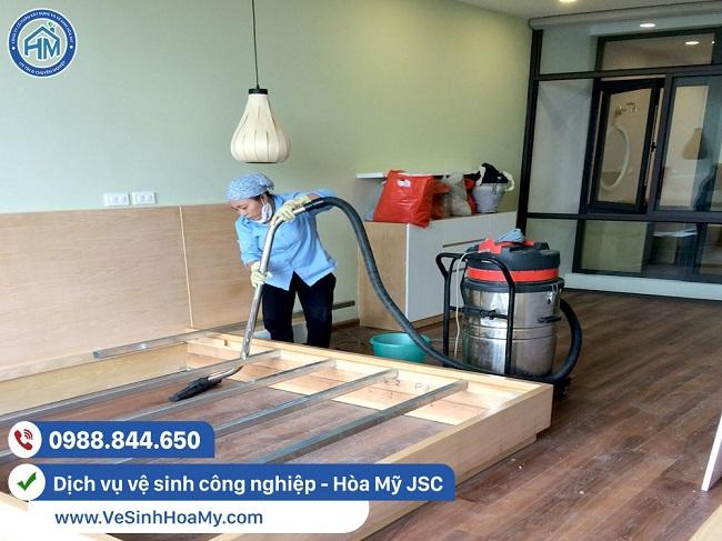 Hòa Mỹ - Công ty vệ sinh công nghiệp uy tín tại Hà Nội