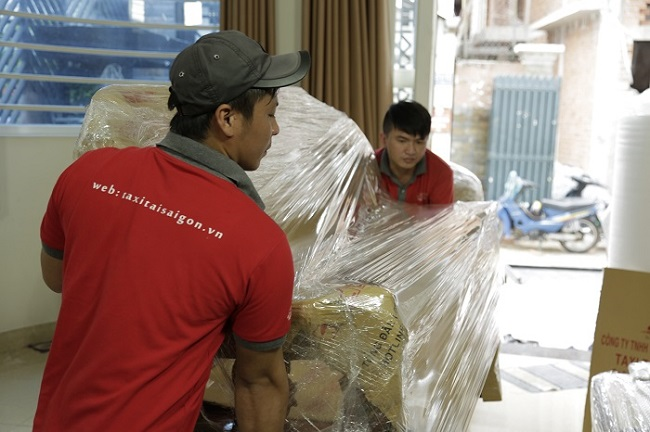 Dịch vụ chuyển nhà Thủ Dầu Một - Sài Gòn Express